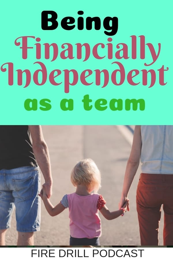 Being Financially Independent as a Team